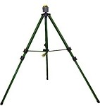 QVS 525313 'Whisper Quiet' Sprinkler on Aluminum Tripod